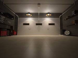 exercise room garage-min
